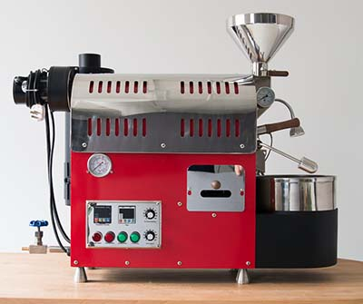 North Coffee Roaster 500g Gas Review - August 2019