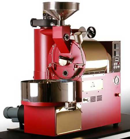 An image of Sedonia Elite 3200, an exceptional and capable commercial roaster