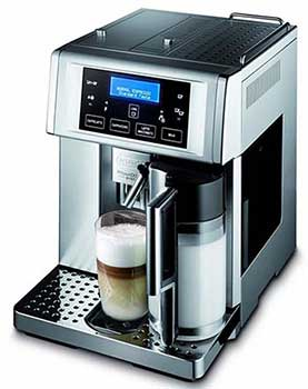 Best Fully Automatic Espresso Machine Delonghi Gran Dama - Coffee Dino