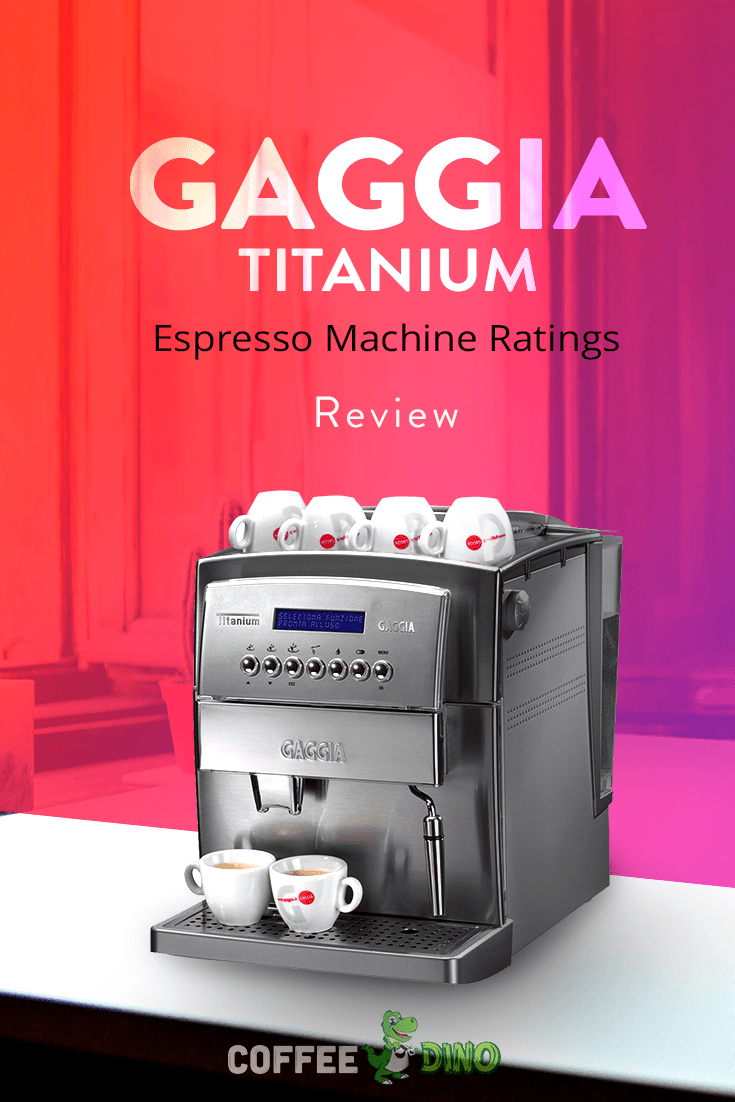 Check out our detailed Gaggia Titanium review.  This model is a real workhorse, If you're a power drinker, it should be on your short list! @GaggiaUSA