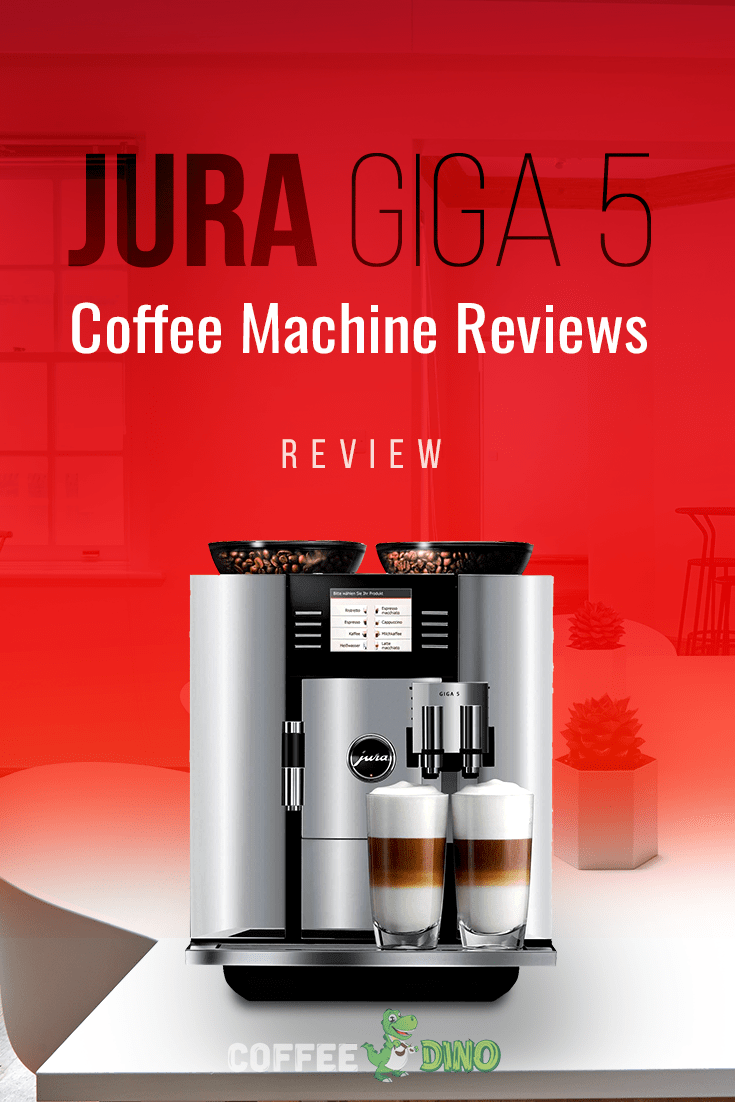 You won't want to miss our detailed Jura Giga 5 review.  This top-of-the-line super automatic coffee machine is simply magnificent! @JuraProducts @JuraUSA