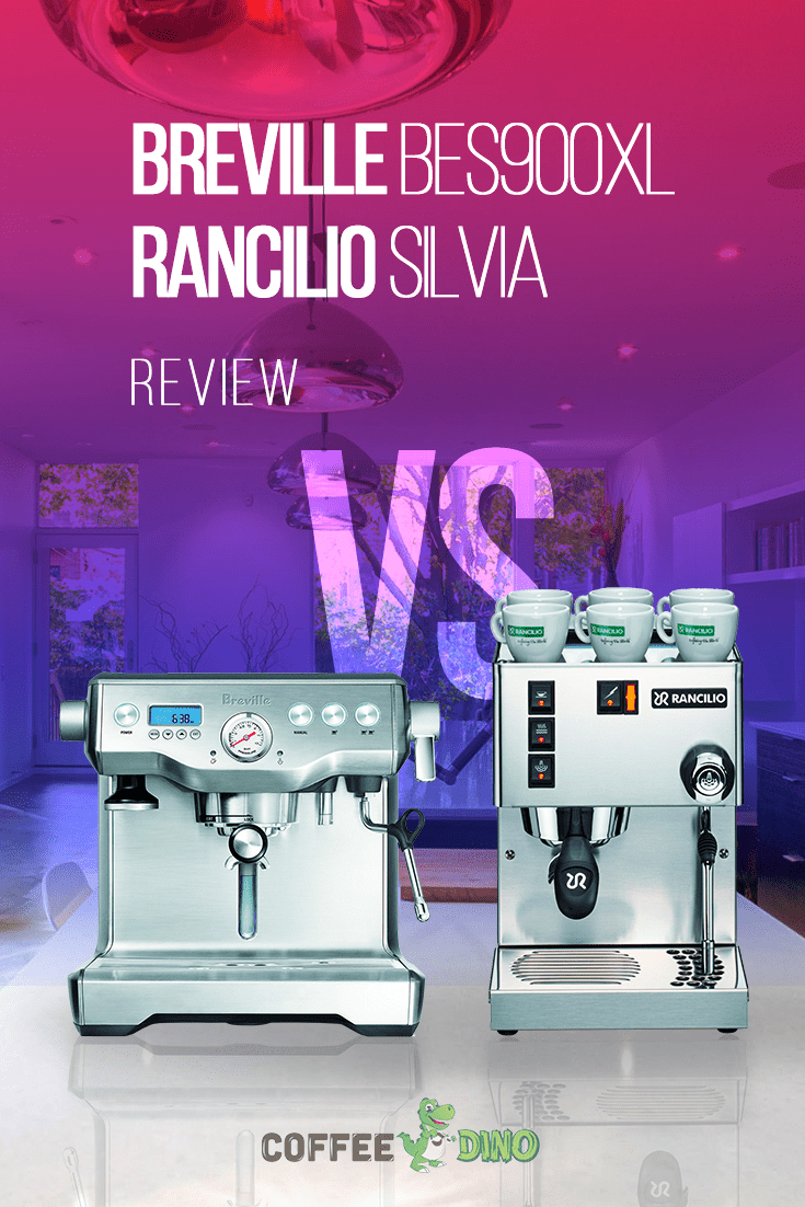 You won't want to miss our in-depth Breville BES900XL vs Rancilio Silvia side-by-side comparison review – check it out before you buy! @BrevilleUSA @RancilioCoffee @RancilioGroup