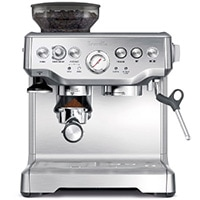 Small Front View of Breville BES870XL