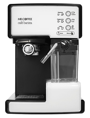 Front View of Mr. Coffee BVMC ECMP1000