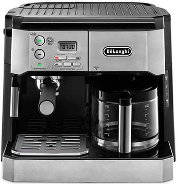 DeLonghi BCO430 Black and Silver Model