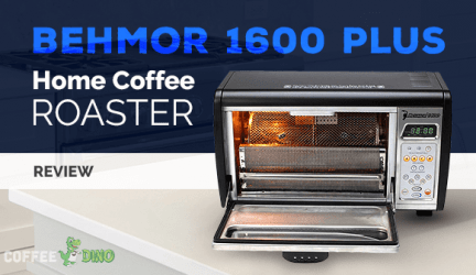 Behmor 1600 Plus Home Coffee Roaster Review