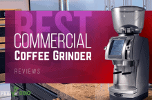 Best Commercial Coffee Grinder Reviews