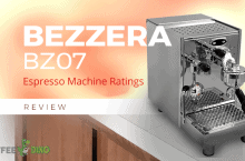 Bezzera BZ07 Review – Espresso Machine Ratings