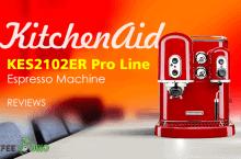 KitchenAid KES2102ER Pro Line Espresso Machine Review