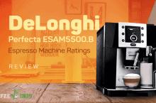 DeLonghi Perfecta ESAM5500 Review – Espresso Machine Ratings