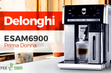 Delonghi PrimaDonna Exclusive ESAM 6900 M Review