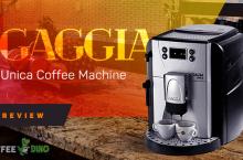 Gaggia Unica Coffee Machine Review