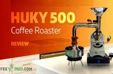 Huky 500 Coffee Roaster Review