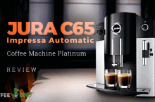 Jura C65 Review – Impressa Automatic Coffee Machine Platinum