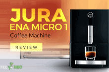 Jura ENA Micro 1 Coffee Machine Review