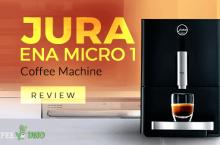 Jura ENA Micro 1 Coffee Machine Review