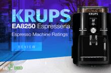 Krups EA8250 Espresseria Review – Espresso Machine Ratings