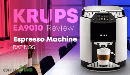 Krups EA9010 Review – Espresso Machine Ratings