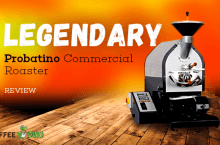 Legendary Probatino Commercial Roaster Review