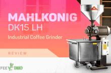 Mahlkonig DK15 LH Industrial Coffee Grinder Review
