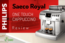 Philips Saeco Royal One Touch Cappuccino Review