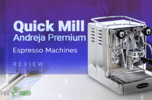 Quick Mill Andreja Premium Review – Espresso Machines