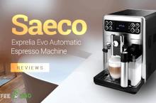 Saeco Exprelia EVO Automatic Espresso Machine Review