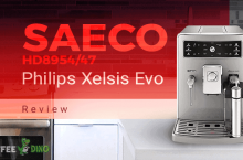 Saeco HD8954/47 Philips Xelsis Evo Review