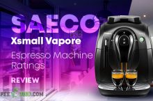 Saeco XSmall Vapore Review – Espresso Machine Ratings