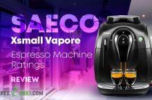 Saeco XSmall Vapore Review – Espresso Machine Ratings