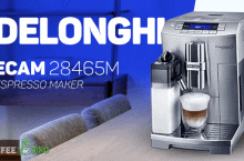 DeLonghi ECAM28465M Espresso Maker Review