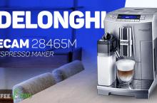 DeLonghi ECAM28465M Espresso Maker Review