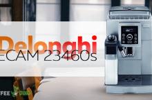 Delonghi ECAM 23460 S Review – Coffee Machine Ratings