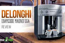 DeLonghi ESAM3300 Magnifica Super Automatic Espresso Coffee Machine Review