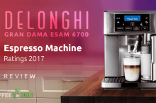 Delonghi Gran Dama ESAM 6700 Review – Espresso Machine Ratings