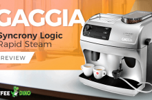 Gaggia Syncrony Logic Rapid Steam Review