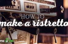 How to Make a Ristretto Like a Pro
