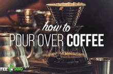 How to Pour Over Coffee