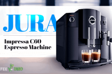 Jura Impressa C60 vs C65 Espresso Machine Reviews