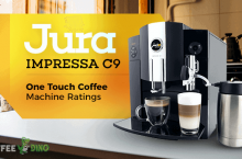 Jura Impressa C9 Review – One Touch Coffee Machine Ratings