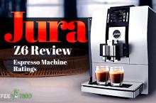 Jura Z6 Review – Espresso Machine Ratings