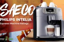 Saeco Philips Intelia Review – Espresso Machine Ratings